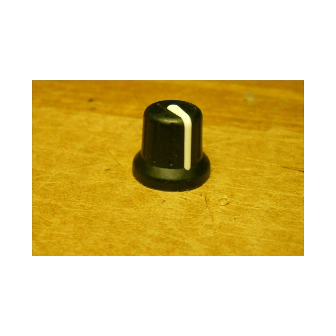 Control Knob cap (black+white marker)