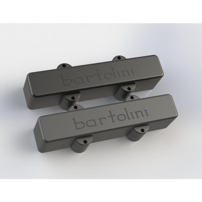 Bartolini 69J1 L/LN 6 String Jazz L/L Size Deep Tone Split Coil Set