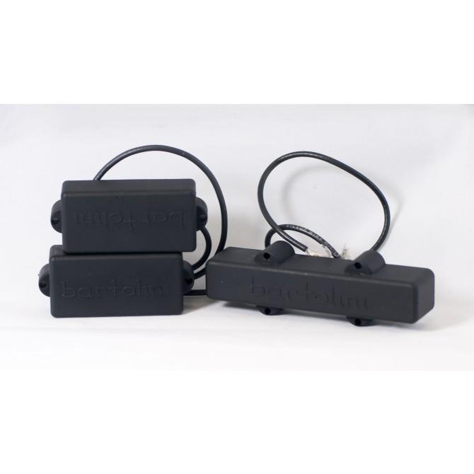 Bartolini 58SU72-59J-L1 5 String P/J Size Deep Tone Humcancelling Set