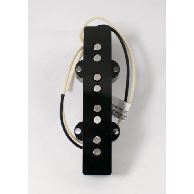 Lindy Fralin 5% Overwind 4 String Jazz L Size Split Coil Bridge Pickup