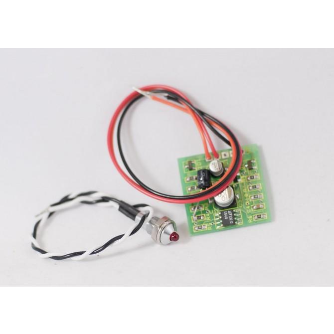 John East - BLI-01 - Chrome led bezel
