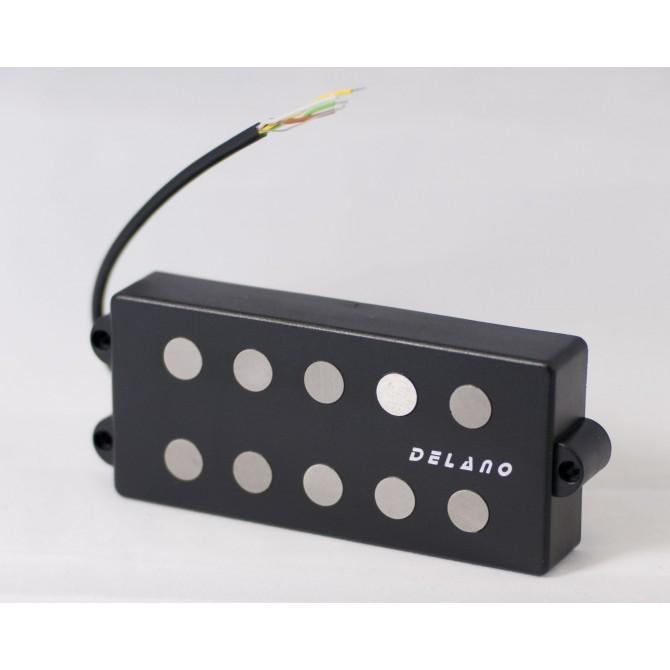 Delano MC5 AL 5 String DL5(MusicMan Xtend) Size Dual Coil Pickup