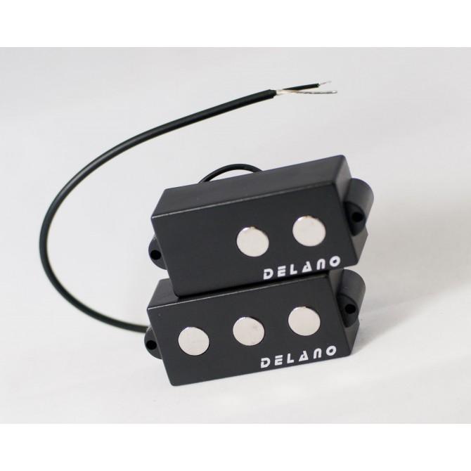Delano PMVC5 FE/M2 5 String Precision Size Split Coil Pickup