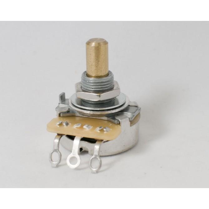 "CTS 250k Volume Potentiometer Audio Taper 1/4"""