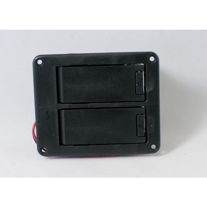 18v Volt Battery Box Compartment