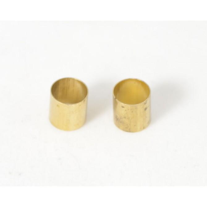 Brass Pot Sleeves (Set of 2)