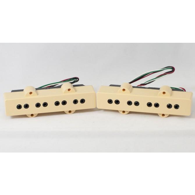 Dimarzio DP123-CR 4 String Jazz L/S Size Model J Split Coil Set