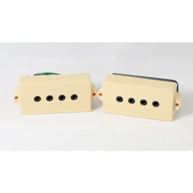 Dimarzio DP122-CR 4 String Precision Size Model P Split Coil Pickup
