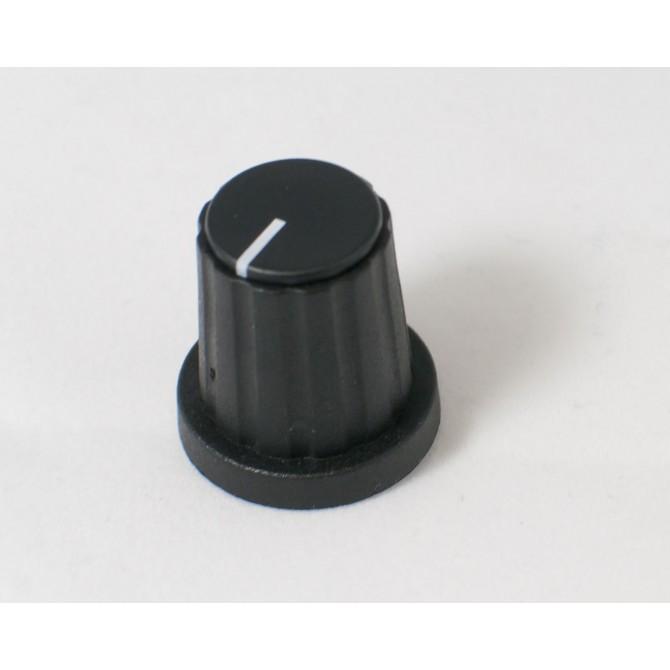 Black Plastic Knob Model 75