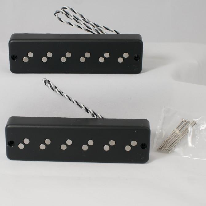 Nordstrand Big Single 6 String Single Coil Set
