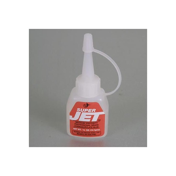 JET #767 Super Jet Medium 1/2 oz Bottle