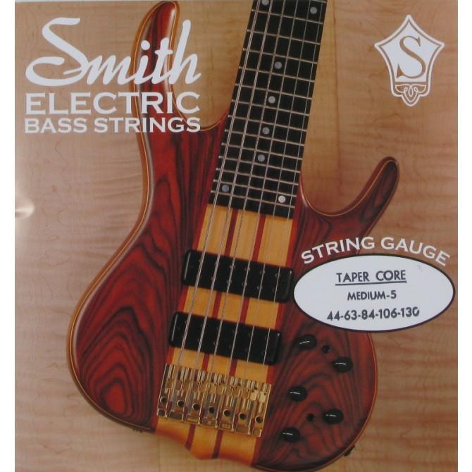 Ken Smith TCRM-5 Taper Core 5 String Medium (44 - 63 - 84T - 106T - 130T) Long Scale