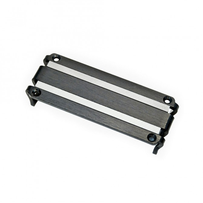 Lace Alumitone 4.0 5 String M4(EMG 40) Size Dual Coil Pickup (Black)