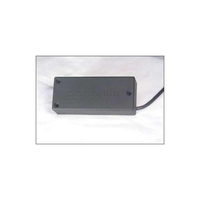 Bartolini 96P56C-T 6 String P5 Size Deep Tone Dual Coil Bridge Pickup