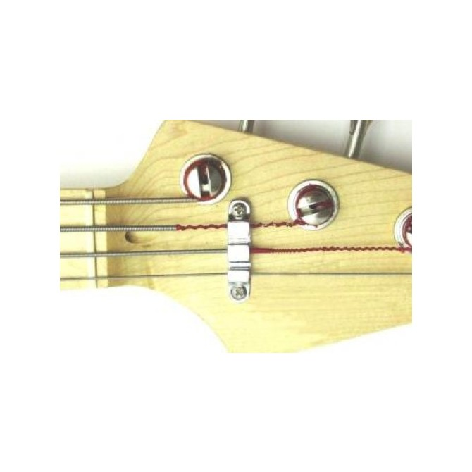 Three String Retainer - Chrome
