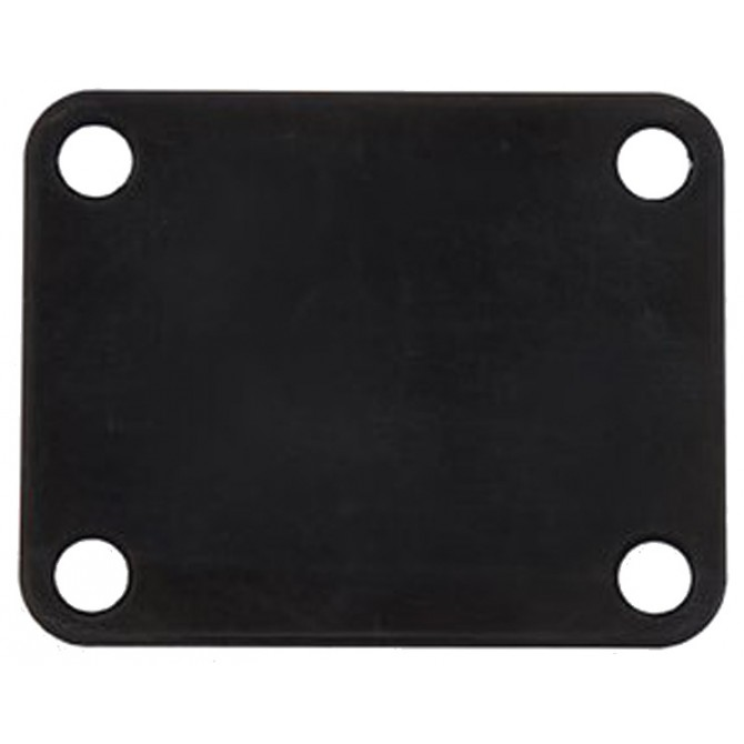 Black Neckplate