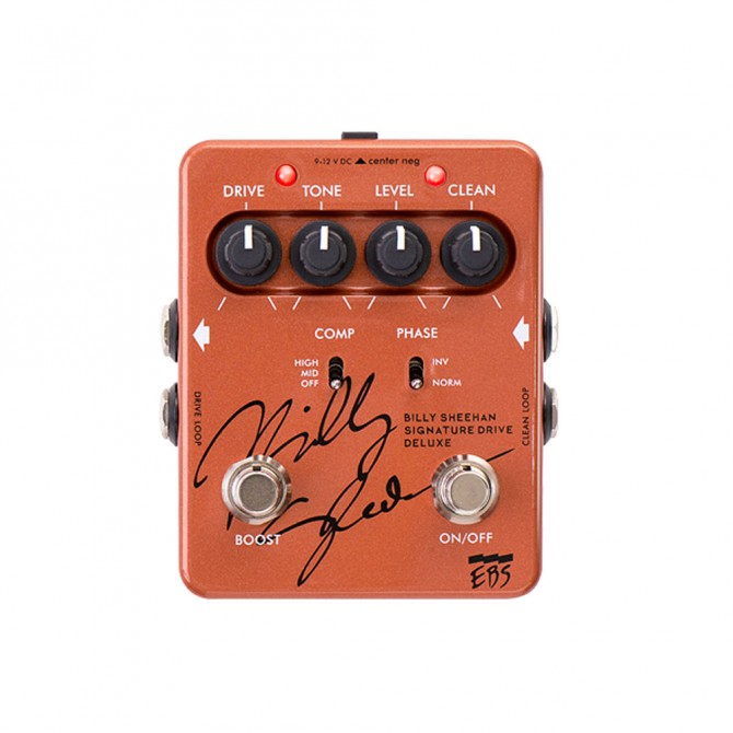Billy Shehan Signature Drive Deluxe Pedal