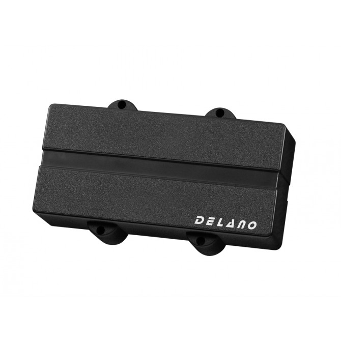 Delano DJC4 HE/M2 4 String Double Jazz Size Quad Coil Pickup