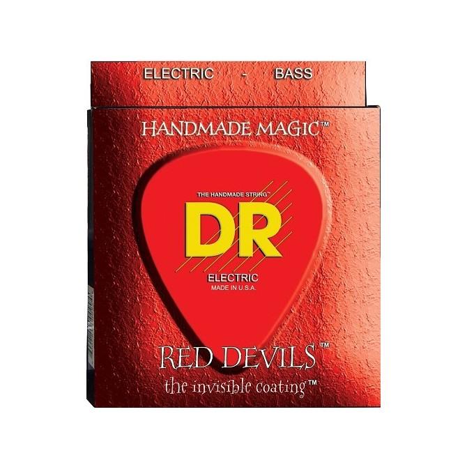 DR RDB-40 Red Devils 4 String Light (40 - 60 - 80 - 100) Long Scale