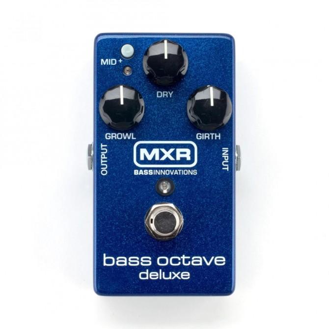 Dunlop - MXR Bass Octave Deluxe M288