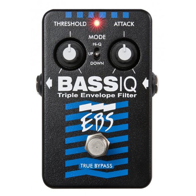 EBS Bass IQ - Black Label