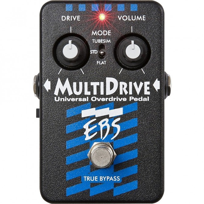 EBS Multi Drive - Black Label