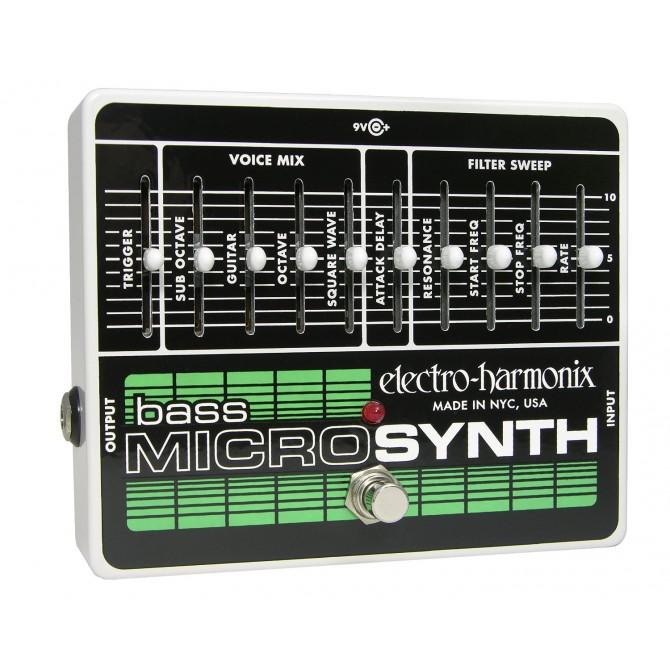 ElectroHarmonix - Bass MicroSynthesizer