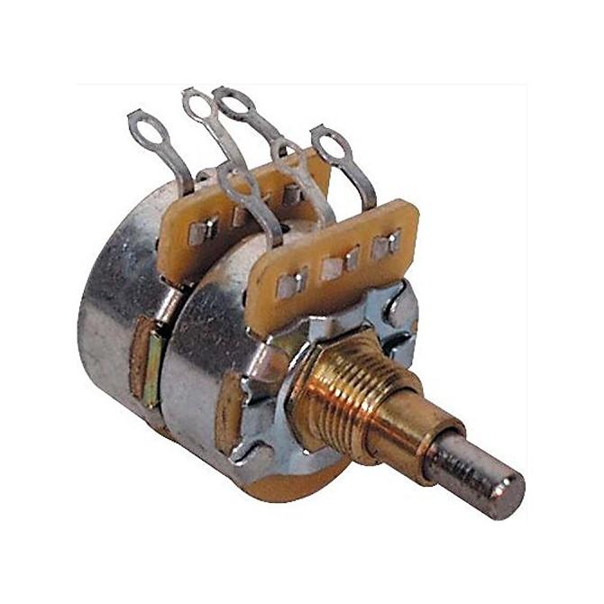 CTS 250k/500k Volume/Tone Potentiometer Audio Taper Solid Shaft
