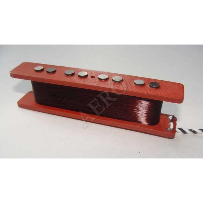 Aero Type 1 4 String Jazz S Size Single Coil Neck Pickup