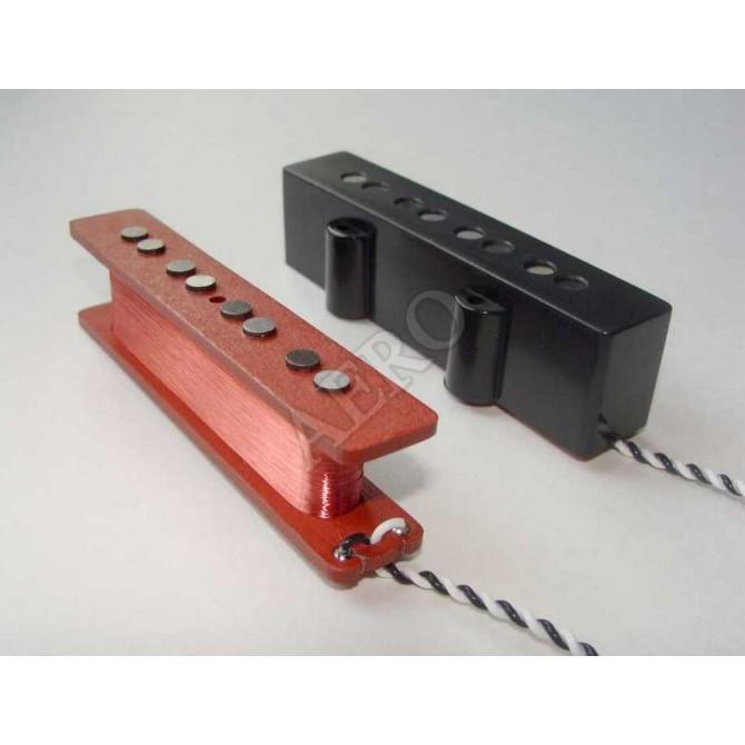 Aero Type 2 4 String Jazz L/S Size Single Coil Set