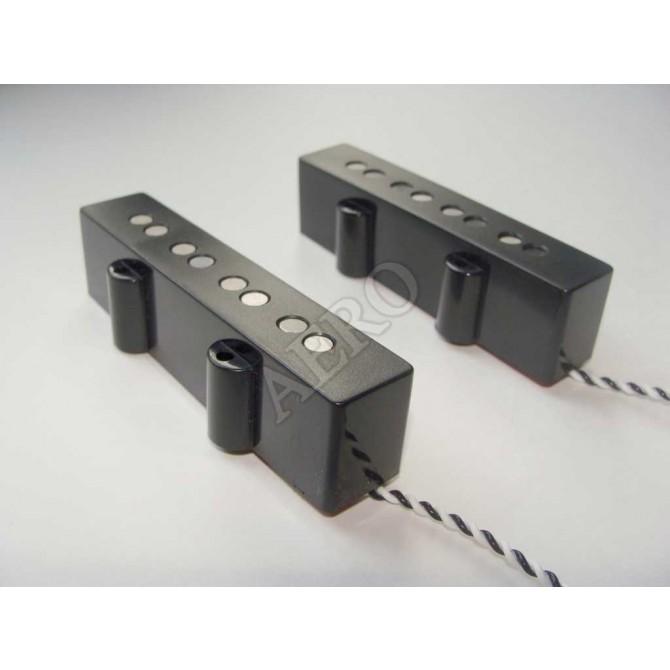 Aero Type 3 4 String Jazz L/S Size Single Coil Set