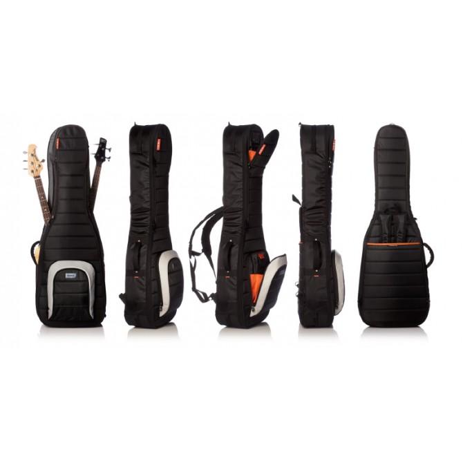 Mono Cases - M80 Dual Case Jet Black (M80-2B-BLK)