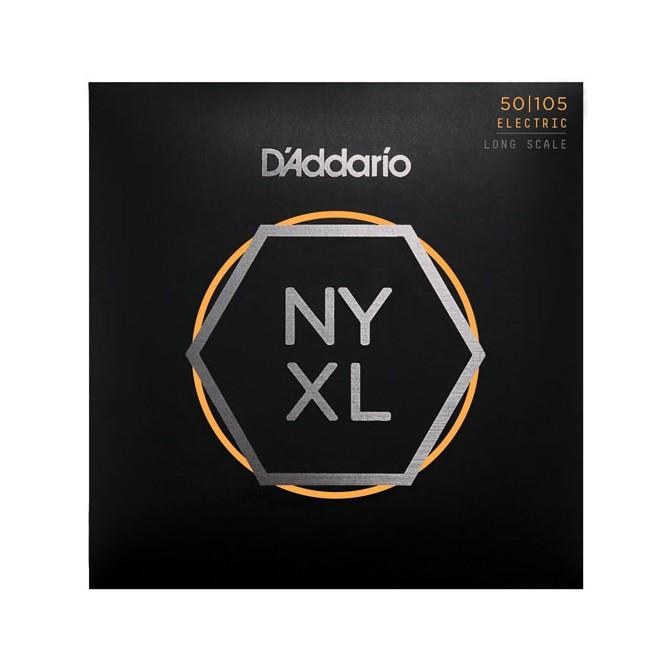 Daddario NYXL50105 4 String Medium (50 - 70 - 85 - 105) Long Scale