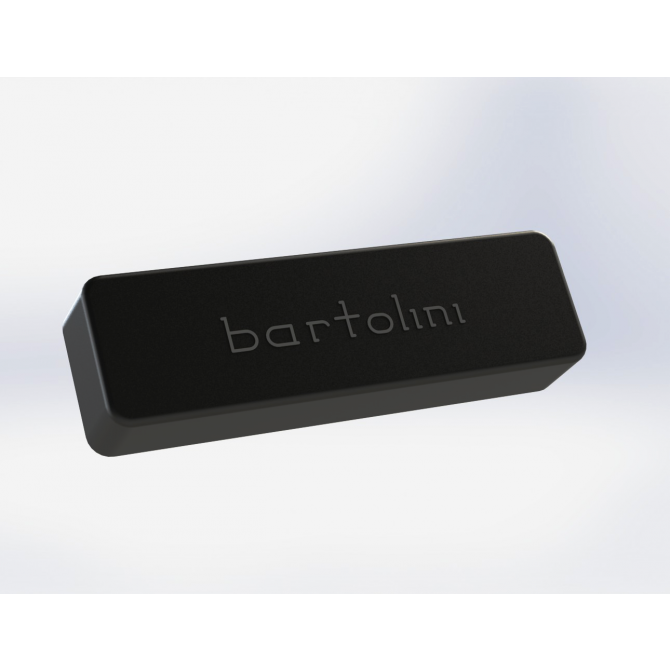 Bartolini XXP26M-B 6 String P2 Size Deep Tone Split Coil Neck Pickup