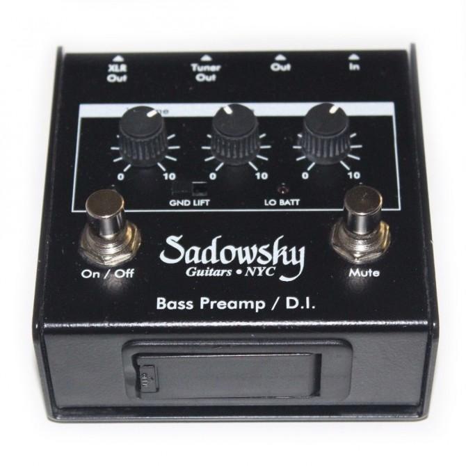 Sadowsky - DI Pedal