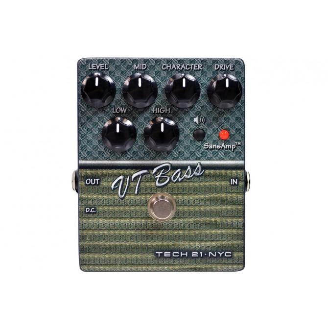 Tech 21 - Sansamp VT Bass - V2