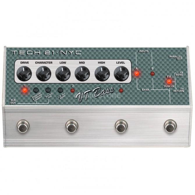 Tech 21 - Sansamp VT Bass Deluxe
