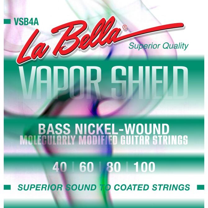 Labella VSB4A Vapor Shield 4 String Light (40 - 60 - 80 - 100) Long Scale