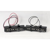 Seymour Duncan SJB-2 4 String Jazz L/S Size Hot Single Coil Set