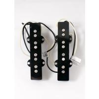 Lindy Fralin Split 4J 4 String Jazz L/S Size Split Coil Set