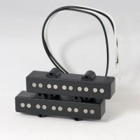 Delano JC5 AL 5 String Jazz L/S Size Single Coil Set