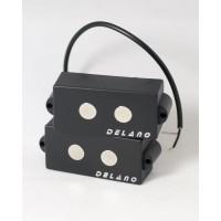 Delano PMVC4 FE/M2 4 String Precision Size Split Coil Pickup
