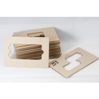 """Nordstrand 3/16"""" Thick Acrylic Builders Pack"""