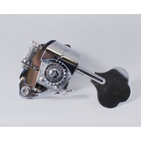 Hipshot Bass Xtender BT4 Chrome Bass Side