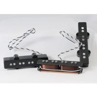 Nordstrand NJ4SE 4 String Jazz L/S Size Split Coil Set