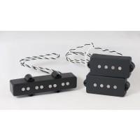 Nordstrand NPJ4SE 4 String P/J Size Split Coil Set