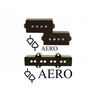 Aero Type 2 4 String P/J Size Set