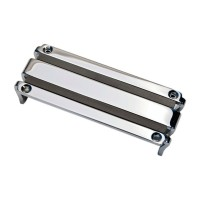 Lace Alumitone 4.0 5 String M4(EMG 40) Size Dual Coil Pickup (Chrome)