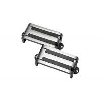 Lace Alumitone 4 String Precision Size Split Coil Pickup (Chrome)