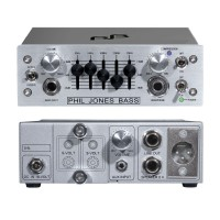 Phil Jones Bass BassBuddy - Micro Multi-Purpose Pre-Amp Plus